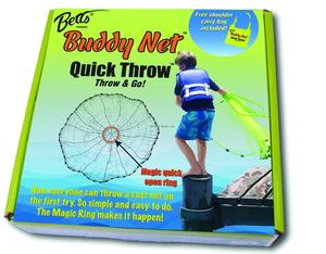 Bett's Buddy Cast Net