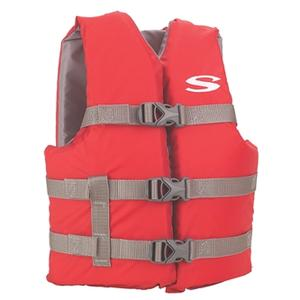 STEARNS PFD RED CHILD