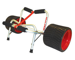 CLIPPER CART ROVER WHEELS